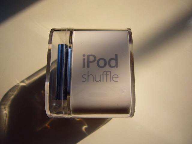 iPod shuffle II