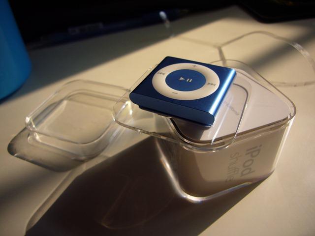 iPod shuffle III