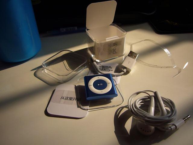 iPod shuffle 全部
